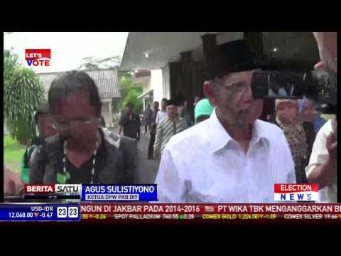 DPW PKB Yogya Deklarasikan Mahfud MD Sebagai Capres