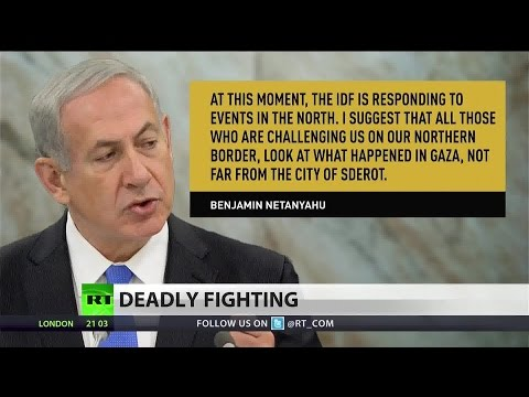 IDF-Hezbollah clashes kill UN peacekeeper, Netanyahu warns of Gaza-style response