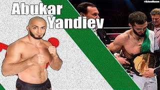 ABUKAR YANDIEV - Highlights/Knockouts | Абукар Яндиев