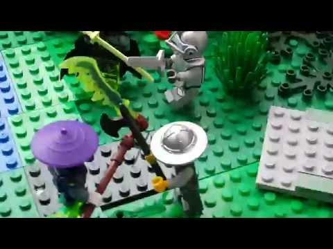 Мое Фэнтези Лего Королевство #3 (армия призраков)