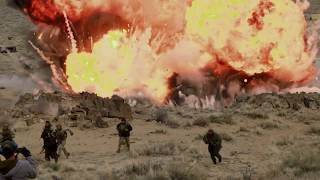 How to Make Movies: 12 Strong  The war zone 3