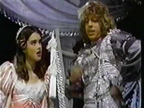 Leif Garrett and Brooke Shields 1979
