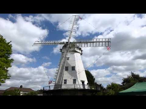 GB2UW - Upminster Windmill - Mills On The Air 2013