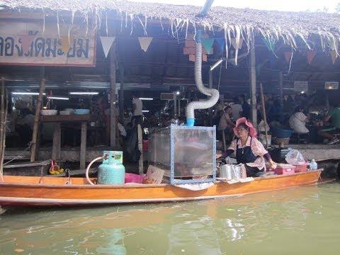 One weekend in Bangkok – Day 1
