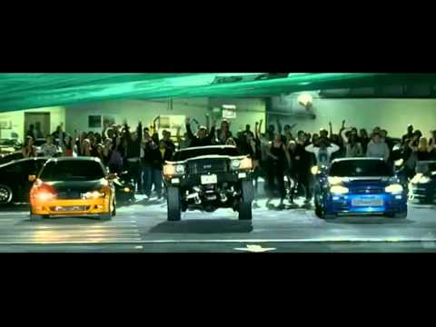 Fast & Furious 1,2,3,4,5,6 Official Trailers video