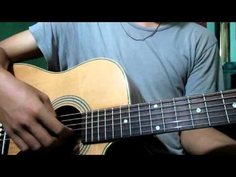 Hoa Bằng Lăng - Jimmy Nguyễn Guitar Cover