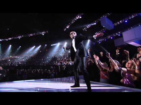 Pitbull ft. Ne-Yo - Give Me Everything (Live On BMA 2011) (720p).avi Music Videos