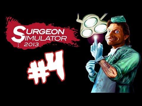 Surgeon Simulator 2013 - часть 4: Возвращение криворукого хирурга