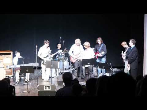 2014-05-16 Bentley Upper School Spring Concert - J1 - 1 - Mr Magic