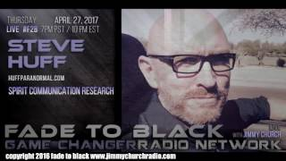 Ep. 649 FADE to BLACK w/ Rappoport, Housh, Huff : LIVE