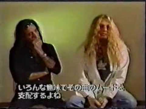 John Sykes&Marco Mendoza Japan TV interview part 2
