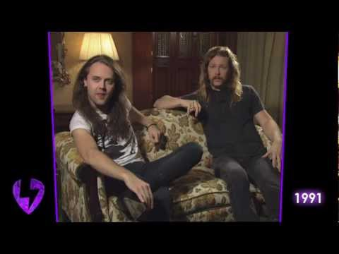 Metallica: The Raw & Uncut Interview - 1991