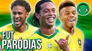 ♫ BRASIL, O PAÍS DO DIBRE | Paródia Favela Chegou - Ludmilla e Anitta