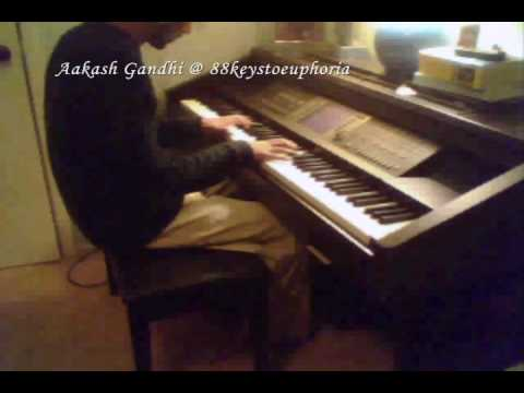 O Re Piya (aaja Nachle) Piano Cover By Aakash Gandhi video