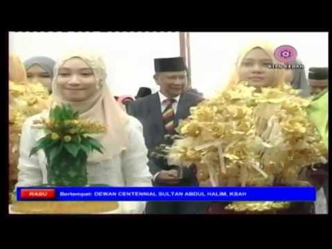 Majlis Perasmian Dewan Centennial Sultan Abdul Halim, Kolej Sultan Abdul Hamid Part 1