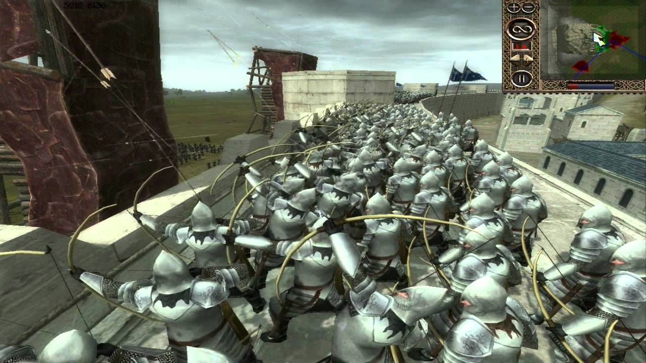 Lord Of The Rings Total War Arnor