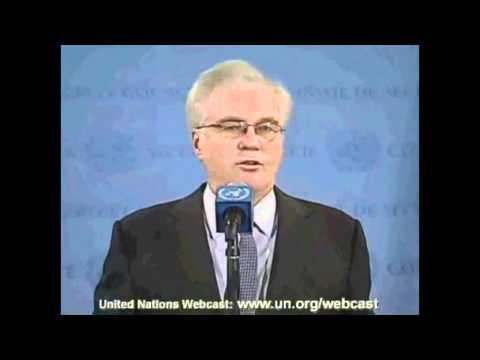 ONU - Sur SYRIE et GAZA, Interventions de SYRIE RUSSIE  FRANCE UK ALLEMAGNE etc