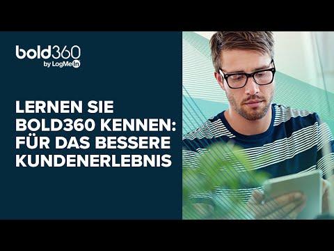 Lernen Sie Bold360 kennen: für das bessere Kundenerlebnis
