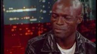 """SEAL REVEALS """"BIG PACKAGE"""" AFTER OPRAH SHOW!"""