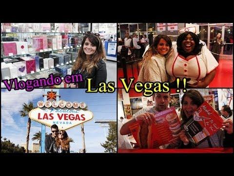 Vlog LAS VEGAS: Tour pelo Quarto, Circo du Soleil, Hotéis, Heart Attack...