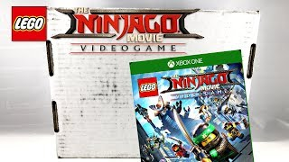 Special LEGO Ninjago Movie Video Game Surprise Unboxing!