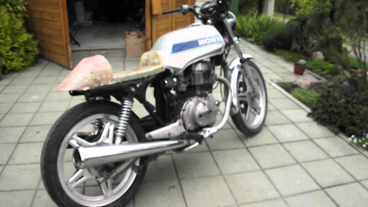 Honda cb Cafe Racer Parts Honda cb Cafe Racer Part 1