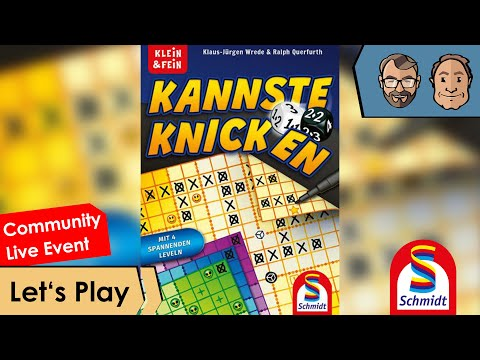 Kannste Knicken - Brettspiel - Let's Play