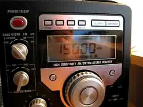 Grundig S350DL Shortwave Radio #2