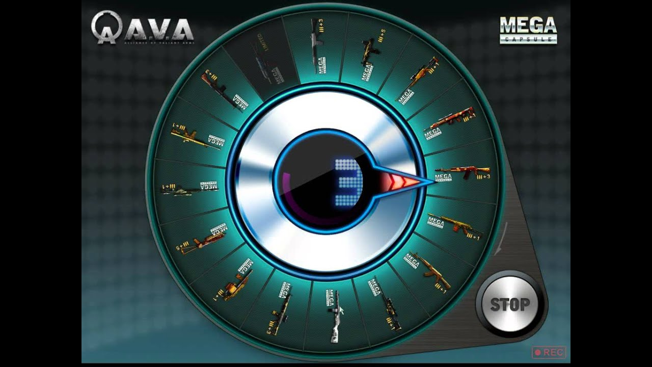 Ava Mega Capsule Win Corvus
