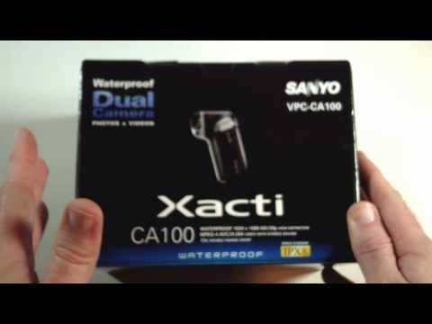 Sanyo Xacti VPC-CA100 Dual Camera Review