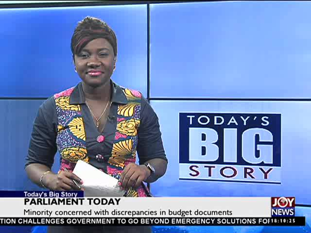 Parliament Today - Today's Big Story (26-11-15)