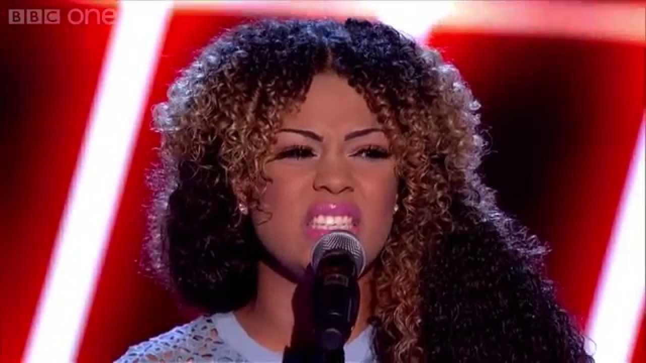 Самая красивая девушка в мире голос