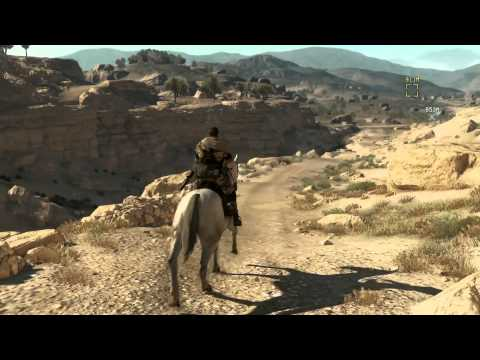 Metal Gear Solid V - Missions to Feature