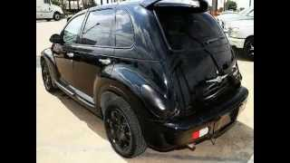 2005 Chrysler PT Cruiser Limited  for sale in Dallas, Texas. AUTO BUY HERE PAY HERE car sales