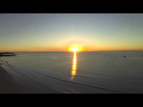 Sunset at the southern end of Cable Beach, Broome