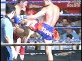 Muay Thai Fight - Saen vs Sangmanee, Rajadamnern Stadium Bangkok - 2nd July 2015