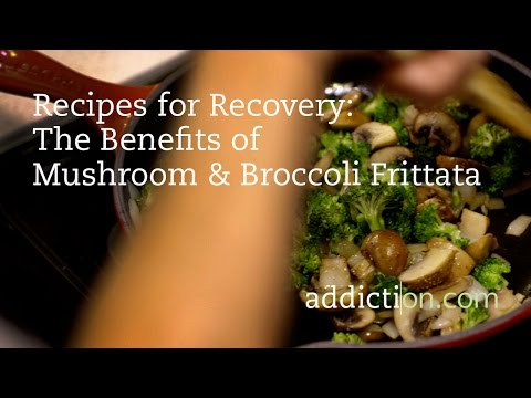 Recipes for Recovery: The Benefits of Mushroom & Broccoli Frittata