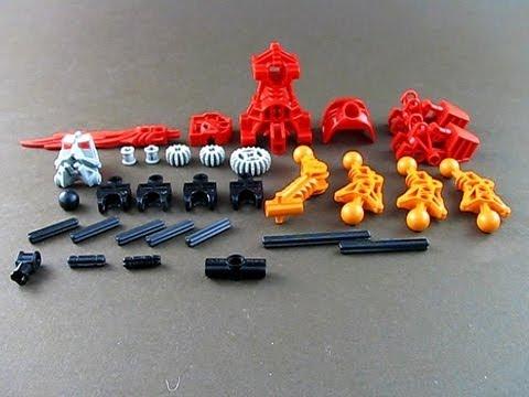 Let's Build Bionicle Tahu - LEGO build off ENG