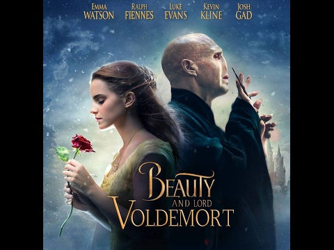 Lord Voldemort and  Beauty and the Beast