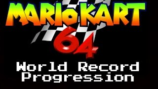 World Record Progression: Mario Kart 64
