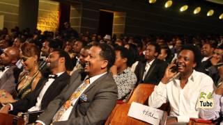 Comedian Filfilu Stand Up Comedy At Gumma Award 2015