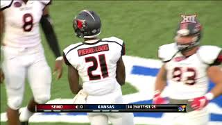 Kansas vs. Southeast Missouri State Football Highlights