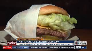 Sept. 18 is National Cheeseburger Day