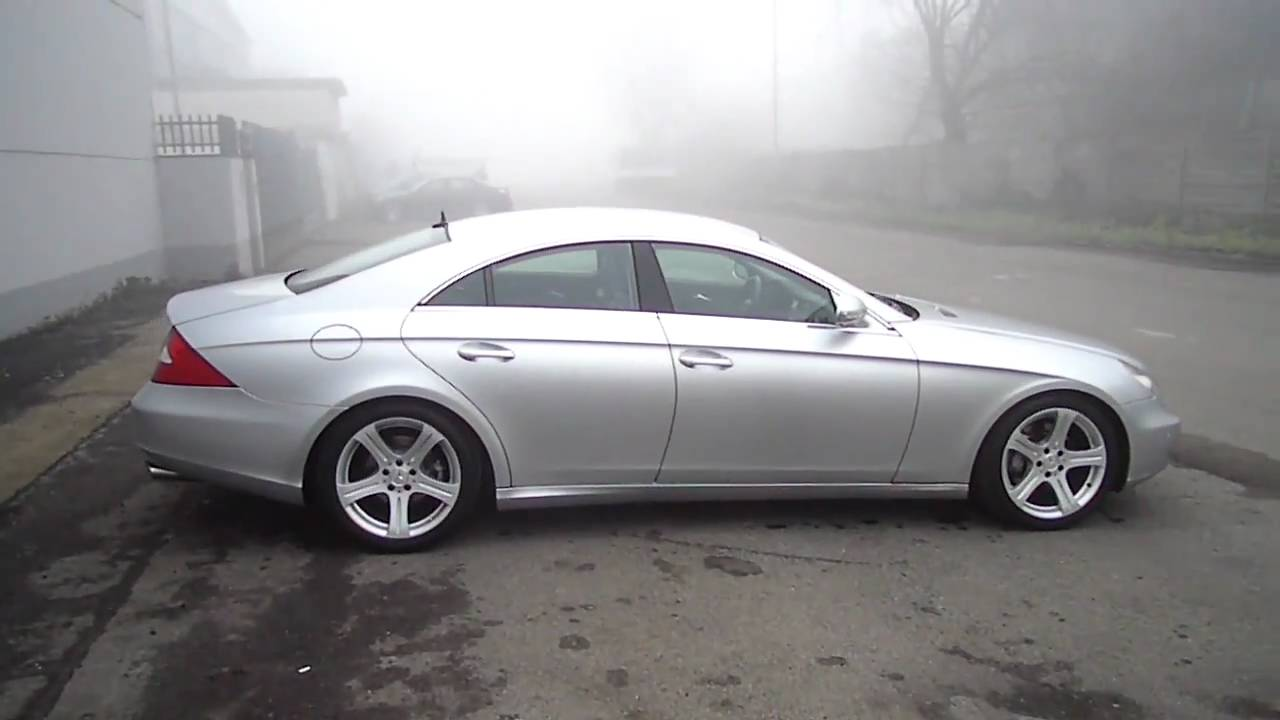 Mercedes Cls 2005 Mercedes Cls350 2005 Full Opt