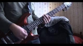 Hatsune Miku - Puzzle [Guitar Cover]