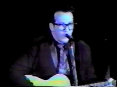 Elvis Costello - Tokyo Storm Warning