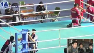フライ級 (早)原田vs菅野(慶)