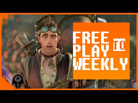 Free To Play Weekly – Wildstar F2P Has Launched! Ep. 190