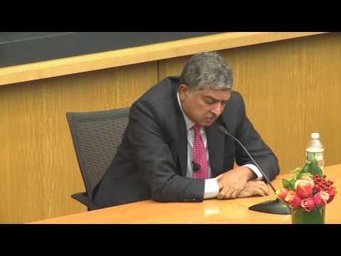 2014 South Asia Institute Mahindra Lecture with Nandan Nilekani