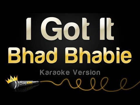 Bhad Bhabie - I Got It (Karaoke Version)